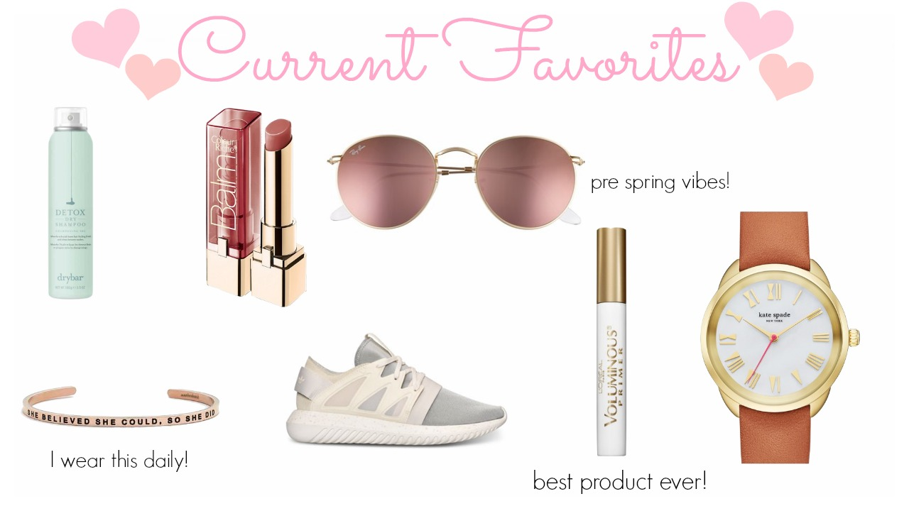 current favorites
